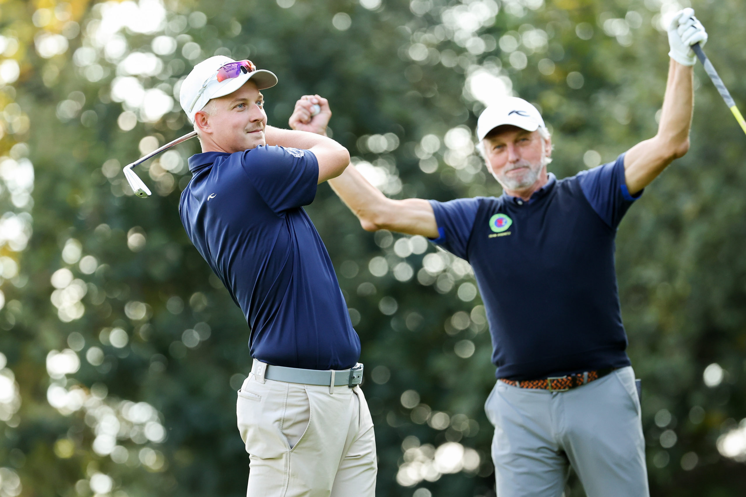 THAL,AUSTRIA,10.OCT.20 - GOLF  - City Championships Graz, GC Thalersee. Image shows Andreas Nagler (GC Thalersee). Photo: GEPA pictures/ Christian Walgram