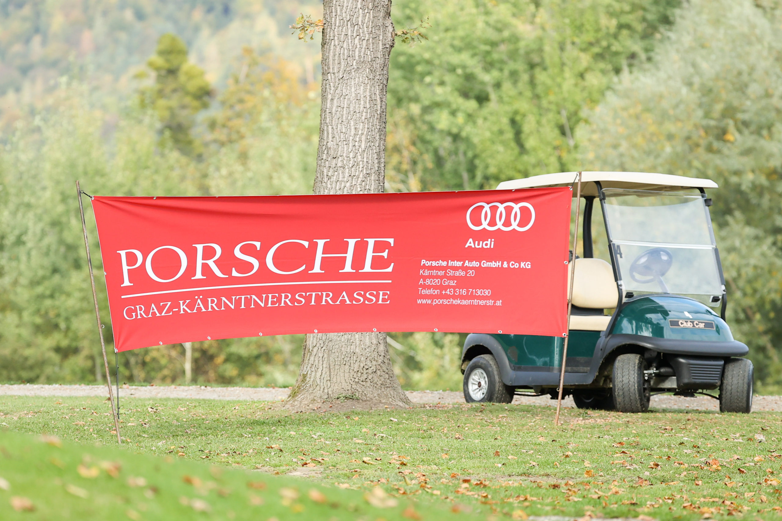 THAL,AUSTRIA,10.OCT.20 - GOLF  - City Championships Graz, GC Thalersee. Photo: GEPA pictures/ Christian Walgram