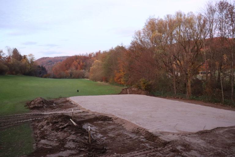 Steinfeld Herbstarbeiten 4
