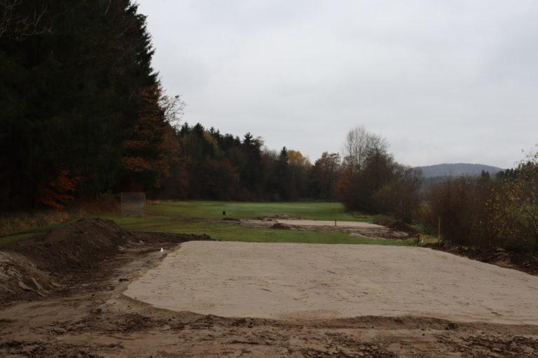 Steinfeld Herbstarbeiten 2