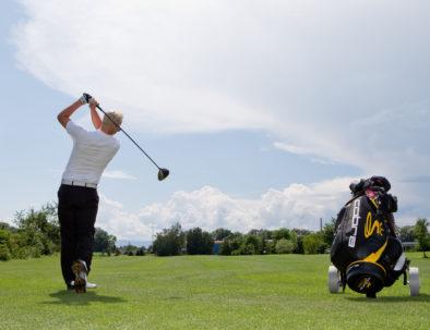 Golfplatz in Graz